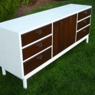 Modified Mid-Century Modern Dresser