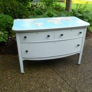 A Tiny, Old Dresser