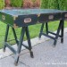 New Find: Campaign Desk with Sawhorse legs
