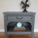 Bronze Nightstand
