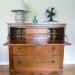 Drop Front Dresser Desk (Butler's Desk)