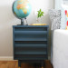 Navy Nightstands