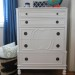 Dressers, Great Finds and Turned Legs