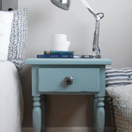 Finding a style and some nightstands