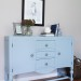 Antique Buffet Painted with CCP in 'Elegance'