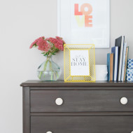 Before and After – Driftwood Dresser