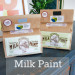 Giveaway: Win a Quart of Old Fashioned Milk Paint (Closed)