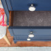 Before and After | Stacked Hepplewhite Dresser in Navy