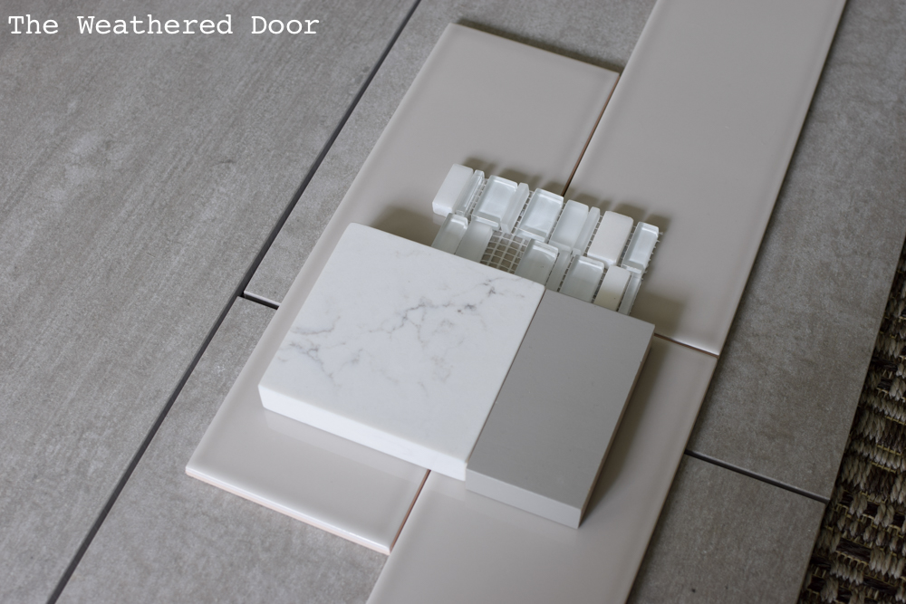 Guest Bathroom Demo   One Room Challenge Week 2