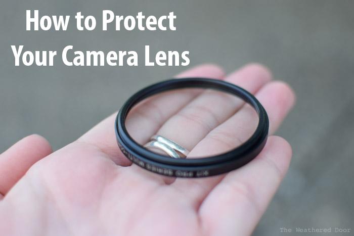 How to Protect Your Camera Lens UV camera lens filter-5 copy