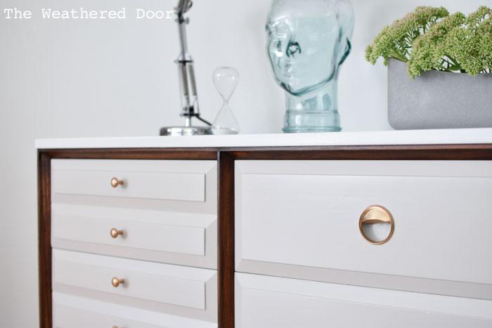 LA Period Mid Century Modern Dresser WD-6
