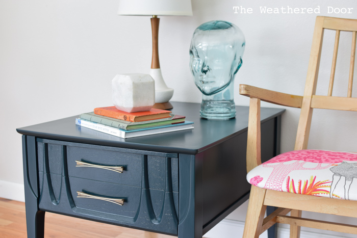 Top 5 Furniture Makeovers of 2016 | from theweathereddoor.com
